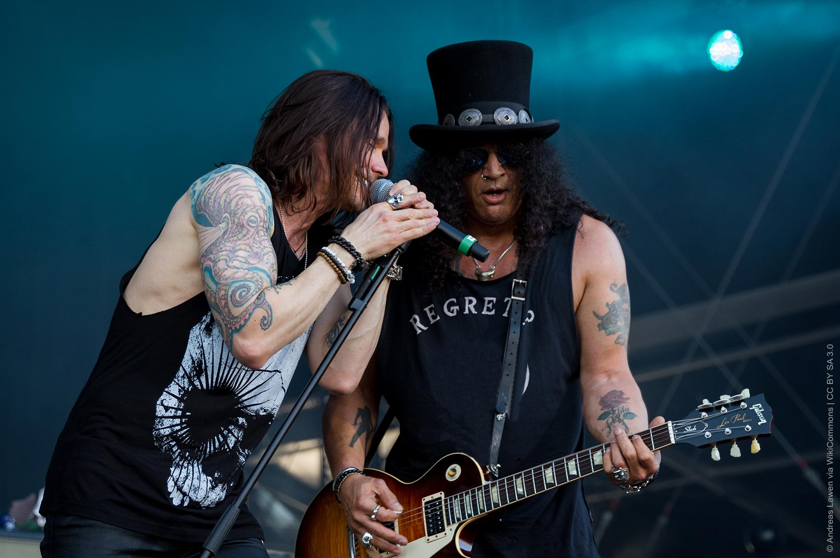 MYLES KENNEDY;ALTER BRIDGE;SLASH