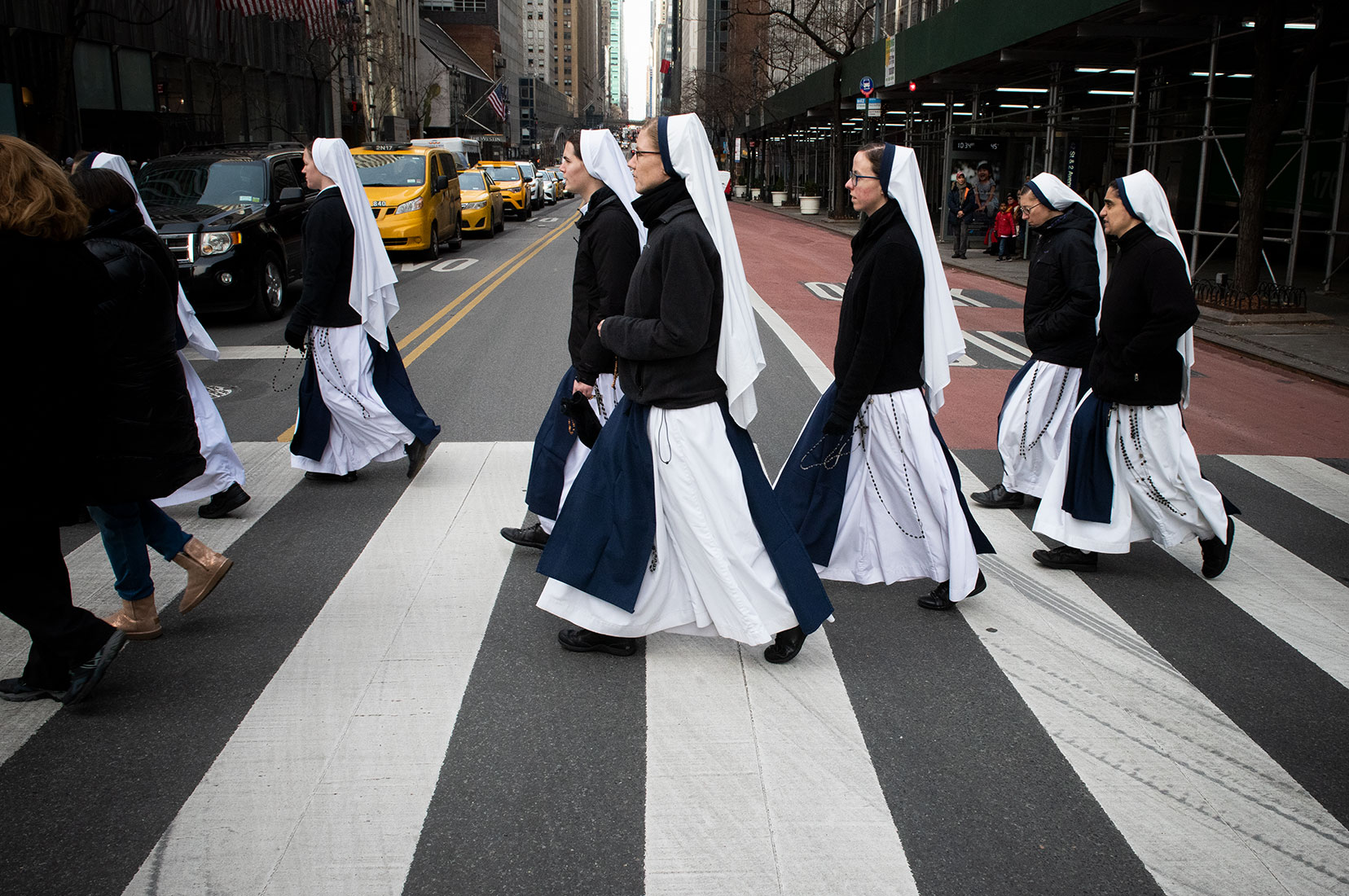 ABBEY ROAD,SISTERS OF LIFE