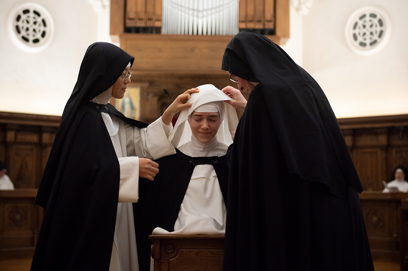 DOMINICAN SISTERS OF SUMMIT,PROFESSION