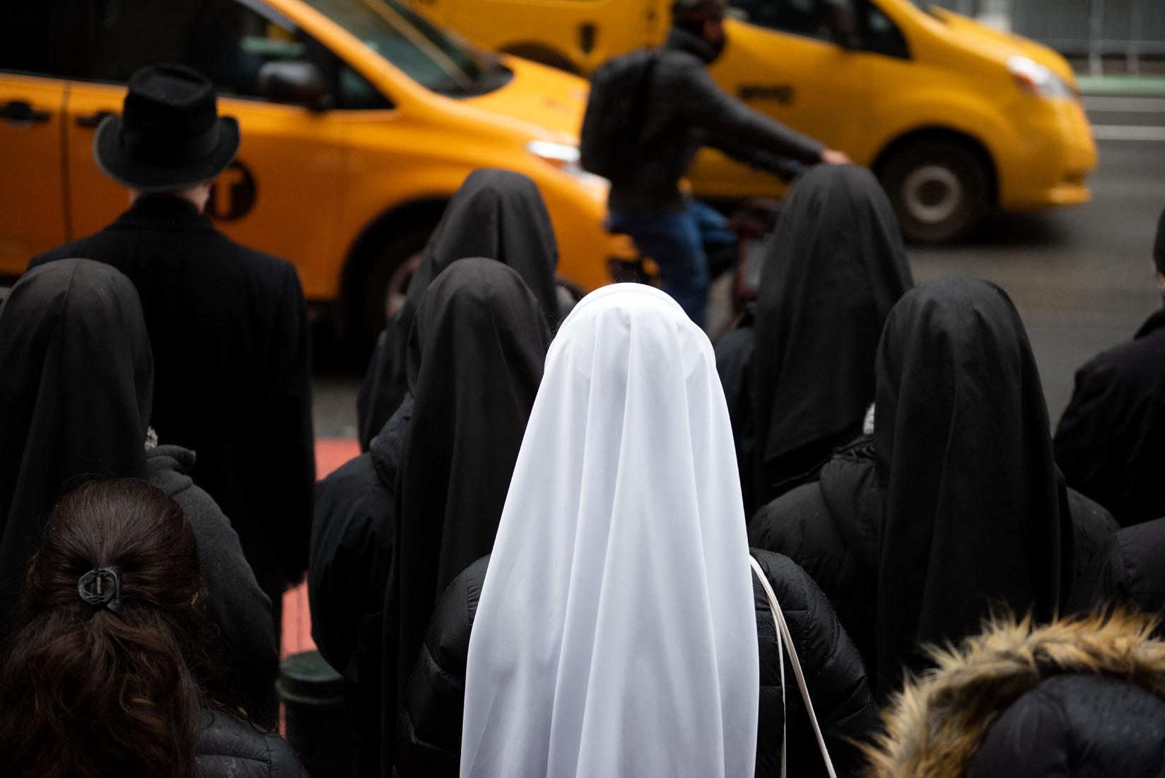 SISTERS NUNS NEW YORK CITY