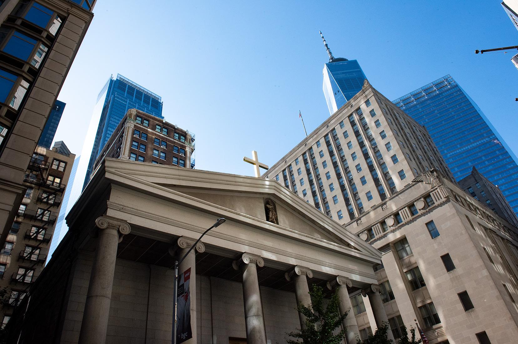 ST PETERS CHURCH NEW YORK CITY